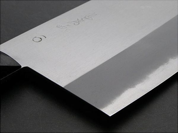 T.群专业中国厨房刀 210 毫米马口铁) # 6 蓝纸钢 fs3gm