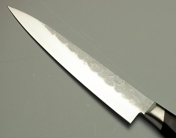 把锻造青纸钢佩蒂小刀槌子眼睛135mm名放进去免费的小菜刀