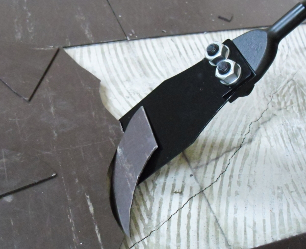 SDS-plus scraper 10 mm x 150 mm Japan (Hitachi Makita Hilti) tip tools