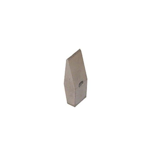 三木技研 オール超硬合金製 豆鉄平石槌 110g A 163