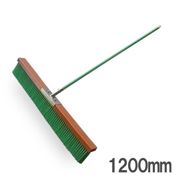 送料B コートブラシ ナイロン 1200mm 日本製 トンボ グラウンド 野球 テニス
