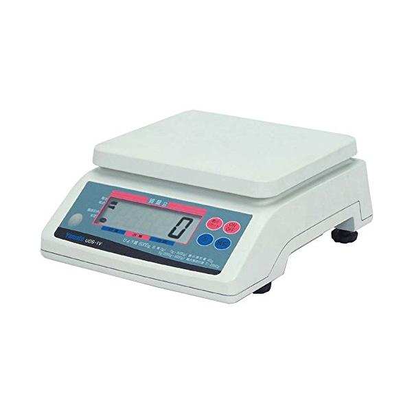 ヤマト デジタル式 上皿 自動 はかり UDS-1V15 15kg 検定品