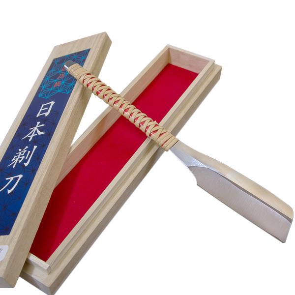 日本製 日本かみそり(剃刀 カミソリ) 桐箱 藤巻#12000 本刃付 床屋,理容室,舞妓さんに!