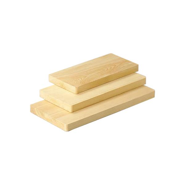 一枚板 木曽檜まな板 約420×210×H30mm ヒノキ 木 まないた