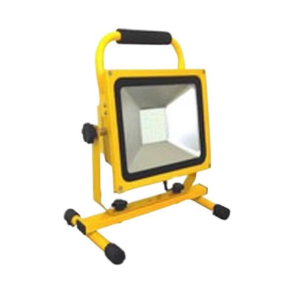 タイカツ 投光器 TKO-501 50W LED 床置スタンド付き