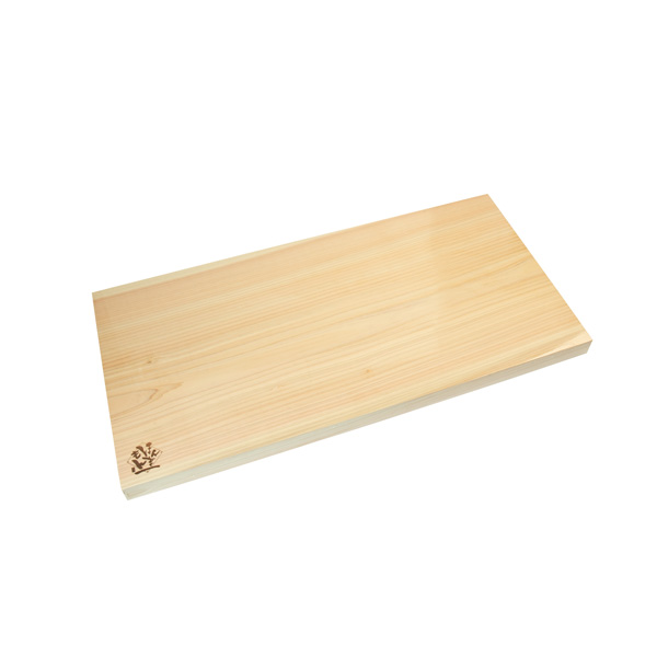 【ほんまもん】四万十桧 一枚板 業務用まな板 600