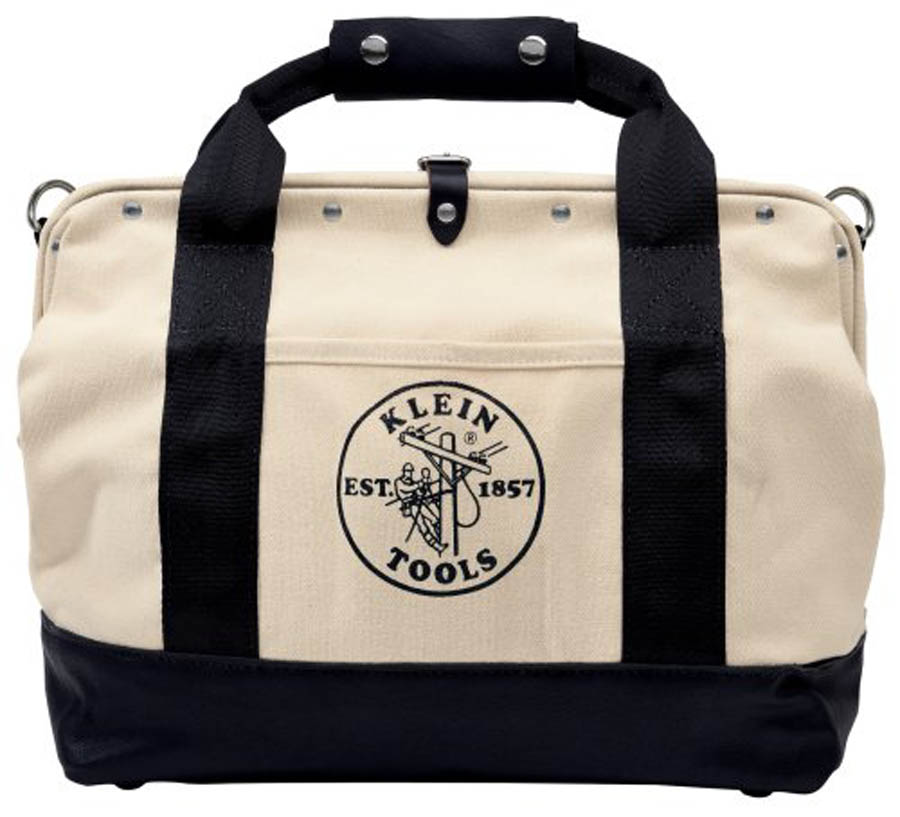 ★KLEIN TOOLSクラインツールズ★5003・20インチキャンバスツールバッグMADE IN USA【送料無料】