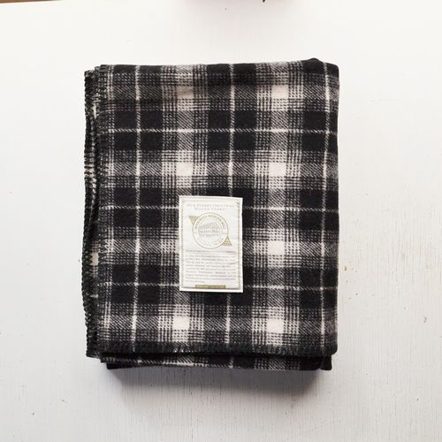 ★WOOLRICH ウールリッチ★ラフライダースローブランケットMADE IN USA