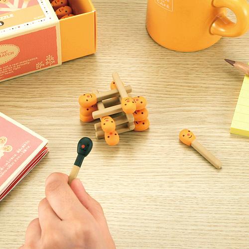 能玩,能装饰的interiatoigemutomoshimatchimatchi棒子谜(脑袋的体操篇)