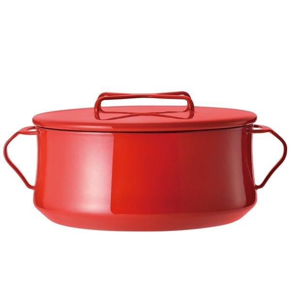 Kobenstyle(コベンスタイル)ホーロー鍋! CASSEROLE 4QT(両手鍋23cm)【キッチン キッチングッズ プレゼント プチギフト にも!】