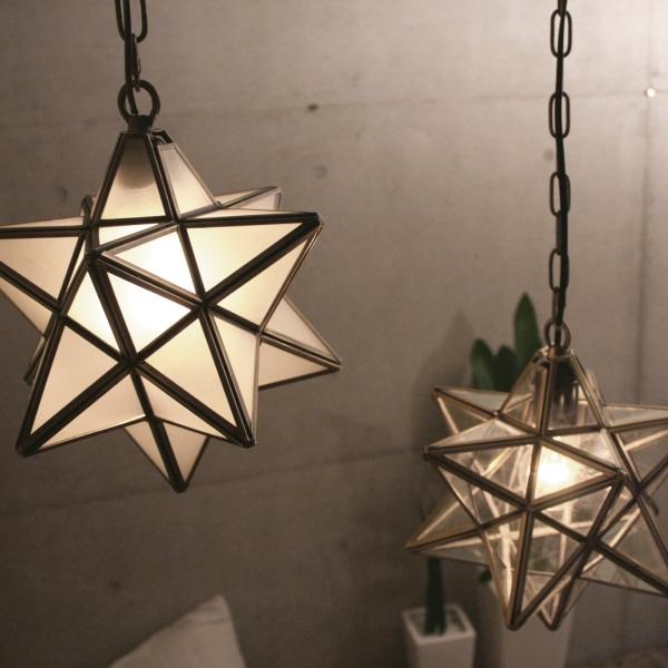 星を象ったペンダント照明! Etoile(エトワール)pendant lamp