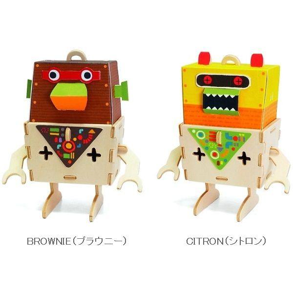 ココロほどける雑貨をセレクト インテリア キッチン 店舗 ベビー雑貨の通販ショップhono プレイデコ 木と紙で作るロボット型スタンド 2020春夏新作 PLAY-DECO ROBOTS