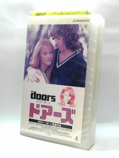 100%品質保証 H5 06513 マーケティング 中古 VHSビデオ ドアーズ オリバー 字幕版 バル ストーン メグ キルマー ライアン