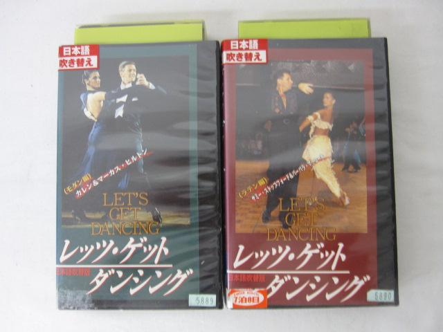 HVS00847 送料無料 中古 VHSビデオセット