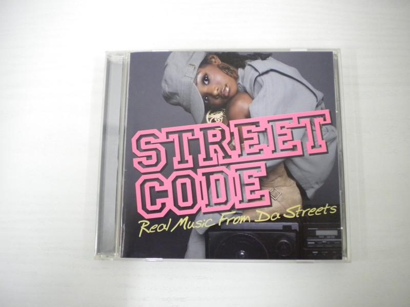 G1 31041 中古CD STREET CODE Streets From 安心と信頼 Da Music Real 春の新作シューズ満載