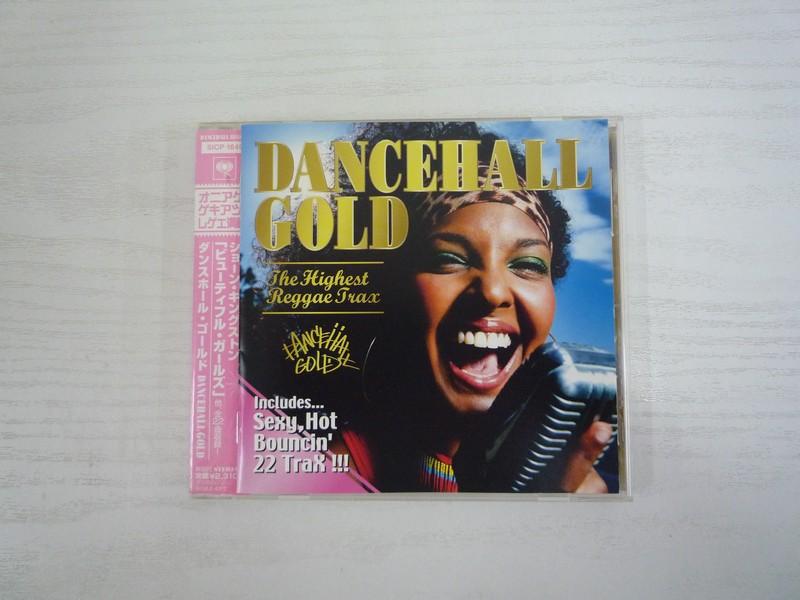 G1 31196 中古CD 格安 価格でご提供いたします DANCEHALL GOLD The Trax Highest Reggae 期間限定今なら送料無料