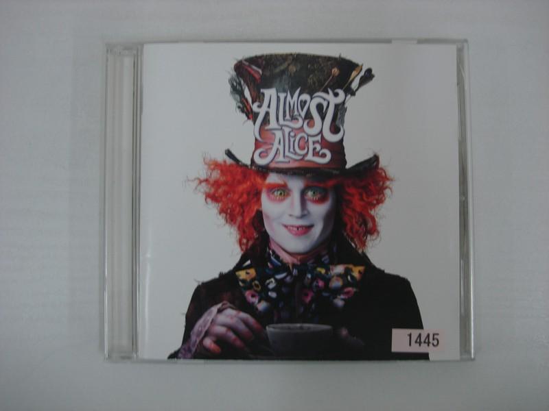 AL完売しました G1 誕生日/お祝い 31228 中古CD ALMOST ALICE