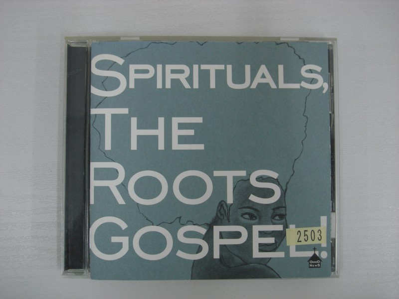 G1 31243 中古CD 日本未発売 爆売りセール開催中 SPIRITUALS GOSPEL ROOTS THE