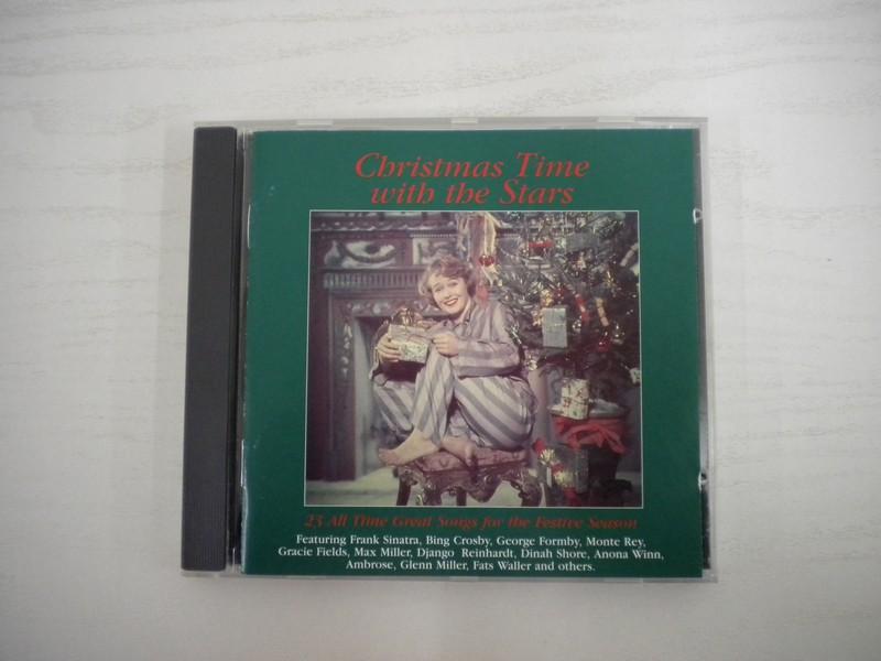 G1 31475 中古CD Christmas Stars with 品質検査済 the Time 早割クーポン