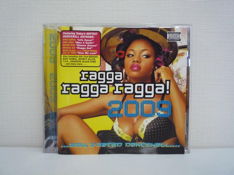 G1 35246【中古CD】 「Ragga Ragga Ragga 2009」