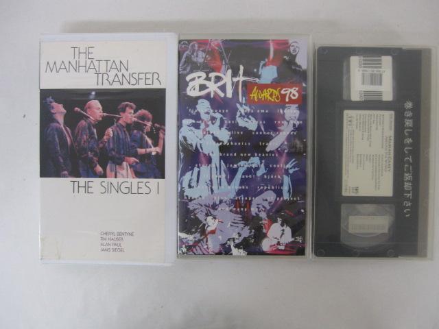 HVS01131 送料無料 中古 VHSビデオセット