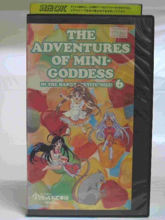 #1 25135 中古 VHS ビデオ 新作入荷 6 ああっ女神さまっ 小っちゃいって事は便利だねっ 超激得SALE