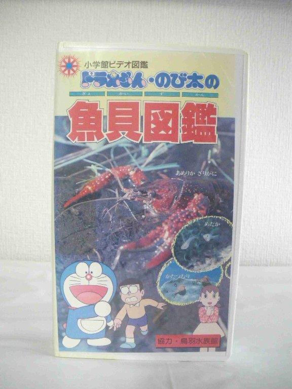 正規激安 #1 36373 中古 VHS ビデオ のび太の魚貝図鑑 ドラえもん 保証