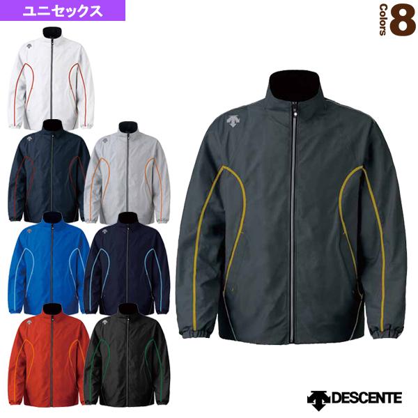 ウィンドブレーカージャケット/裏トリコット/ユニセックス(DTM-3910)『オールスポーツ ウェア(メンズ/ユニ) デサント』