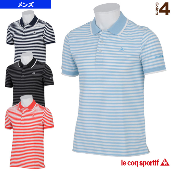 半袖ポロシャツ/メンズ(QB-710561)『オールスポーツ ウェア(メンズ/ユニ) ルコック』