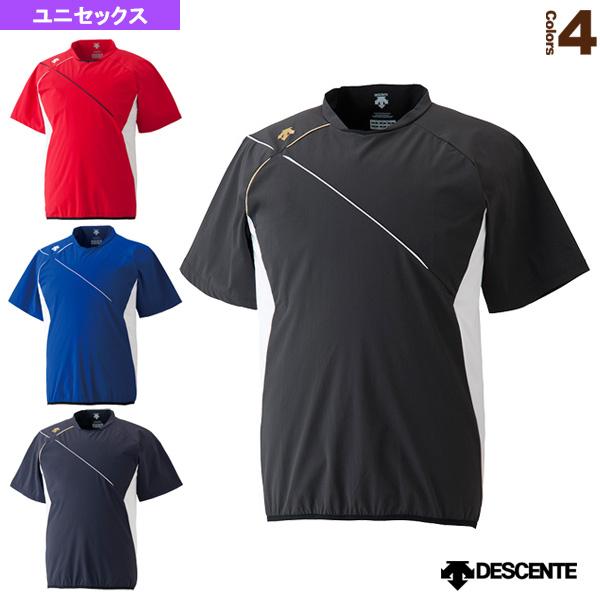 ハイブリッドシャツ(DBX-3602)『野球 ウェア(メンズ/ユニ) デサント』