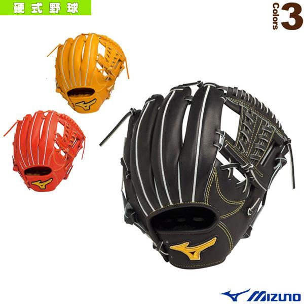 ミズノプロ スピードドライブテクノロジー/硬式・内野手(5)用グラブ/ポケットウェブ下超深めタイプ(1AJGH14005)『野球 グローブ ミズノ』