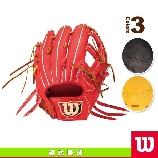 Wilson Staff/硬式用グラブ/内野手用(WTAHWQ59T)『野球 グローブ ウィルソン』
