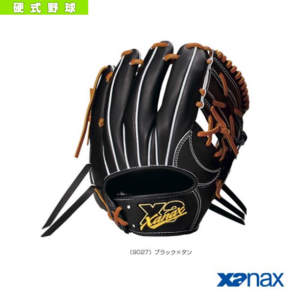 TRUST-X/トラストエックスシリーズ/ 硬式用グラブ/内野手用(BHG-41415)『野球 グローブ ザナックス』