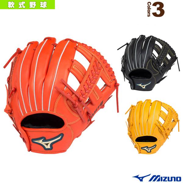 セレクトナイン/軟式・内野手用グラブ(1AJGR16603)『軟式野球 グローブ ミズノ』