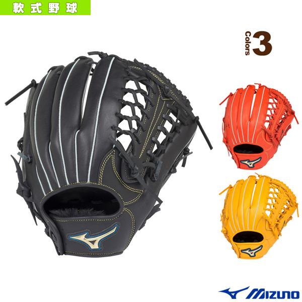 セレクトナイン/軟式・外野手用グラブ(1AJGR16607)『軟式野球 グローブ ミズノ』