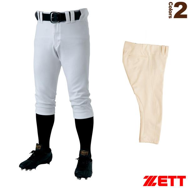 プロステイタス/試合用ユニフォームレギュラーパンツ(BU518RP)『野球 ウェア(メンズ/ユニ) ゼット』