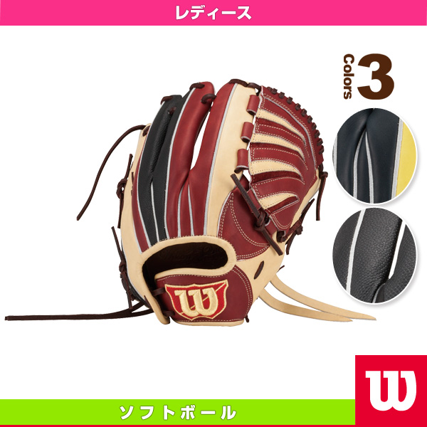 [Wilson softball glove] is for glove / pitcher for the Wilson Queen/ girl softball (WTASQQ58B)