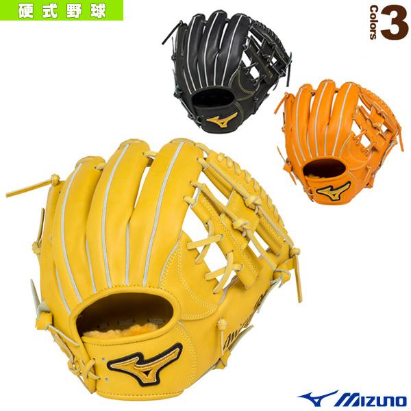 ミズノプロ フィンガーコアテクノロジー/硬式・内野手(4/6)用グラブ/タイト設計・ポケット正面タイプ(1AJGH16053)『野球 グローブ ミズノ』