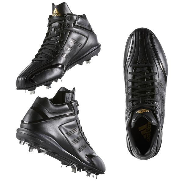 """アディピュア T3 MID (AQ8343) """"baseball shoes Adidas"""""""