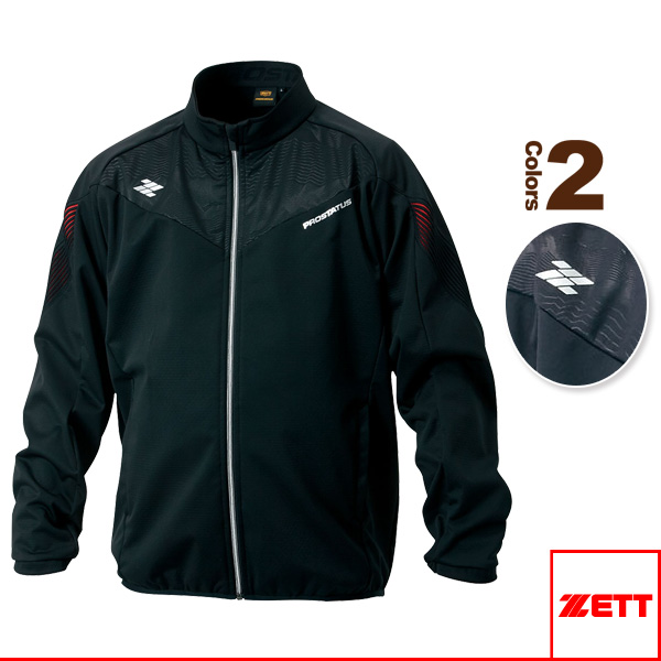 PROSTATUS/プロステイタス/ボンディングトレーニングジャケット(BOW171B)『野球 ウェア(メンズ/ユニ) ゼット』