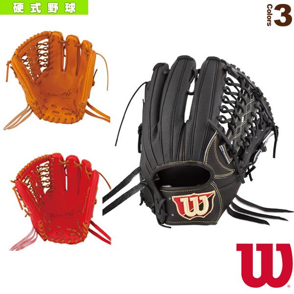 Wilson Staff DUAL/硬式用グラブ/外野手用(WTAHWRD7F)『野球 グローブ ウィルソン』