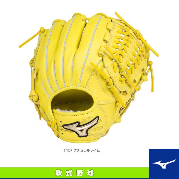 グローバルエリート ゴールデンエイジ/軟式・内野手用H3グラブ(1AJGY17013)『軟式野球 グローブ ミズノ』