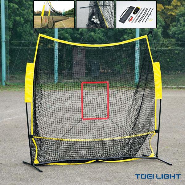 [送料別途]バッティングネット21(B-2425)『野球 グランド用品 TOEI(トーエイ)』