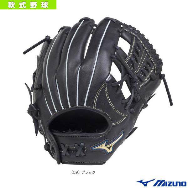 セレクトナインAXI/軟式・内野手向けグラブ(1AJGR18703)『軟式野球 グローブ ミズノ』