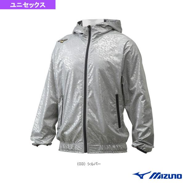 ミズノプロ/トレーニングジャケット/フルZIPパーカ/長袖(12JE8J80)『野球 ウェア(メンズ/ユニ) ミズノ』