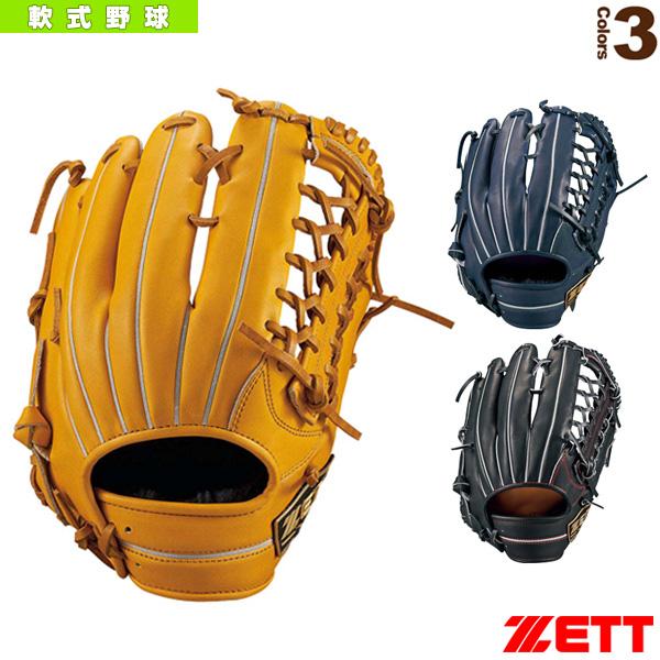 ネオステイタスシリーズ/軟式グラブ/外野手用(BRGB31817)『軟式野球 グローブ ゼット』