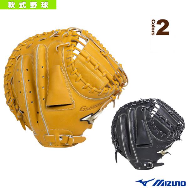 グローバルエリート/ミット革命/軟式・捕手用ミット/C-7型(1AJCR18300)『軟式野球 グローブ ミズノ』
