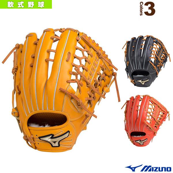 グローバルエリート/H selection 02/軟式・外野手用グラブ(1AJGR18307)『軟式野球 グローブ ミズノ』