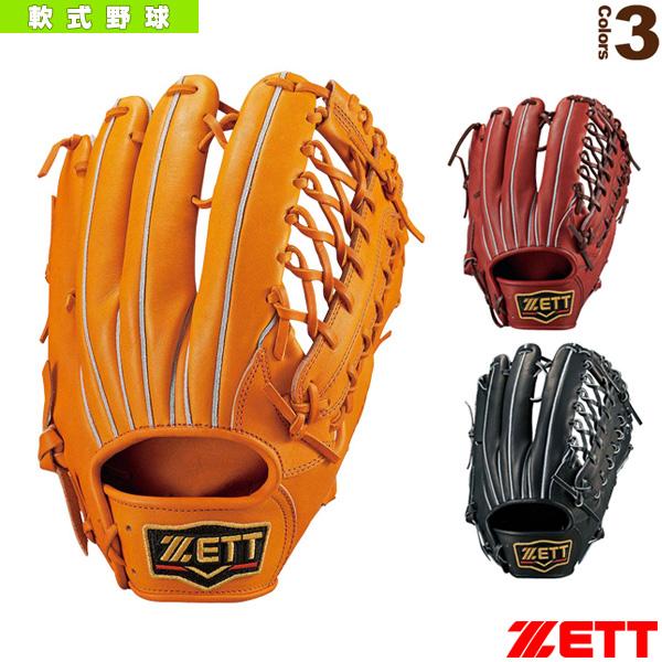 プロステイタスシリーズ/軟式グラブ/外野手用(BRGB30817)『軟式野球 グローブ ゼット』