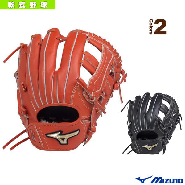 グローバルエリート/UMIX/軟式・U4(内野×外野)用グラブ(1AJGR18450)『軟式野球 グローブ ミズノ』